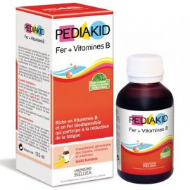 Pediakid Hierro + Vitamina B 125 Ml