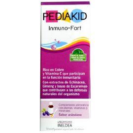 Pediakid Inmuno-Fort Sabor Arándano 125 Ml