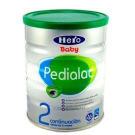 Hero Baby Pedialac 2 Leche de continuación 800g