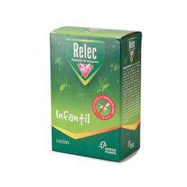 Relec Locion Repelente Mosquitos Infantil 125 Ml