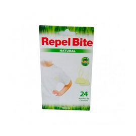 Repel Bite Citronela 24 Parches