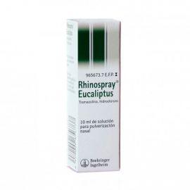 Rhinospray Eucaliptus Solución para Pulverización Nasal 10 Ml