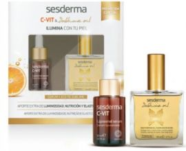 Sesderma Cofre C-Vit Liposomal Sérum 30 Ml + Aceite Sublime 50 Ml