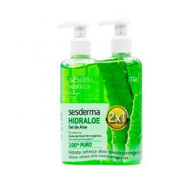 Sesderma Hidraloe Gel Aloe 2x250Ml
