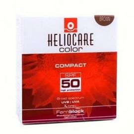 Heliocare Compacto Coloreado Brown SPF 50 10 Gr