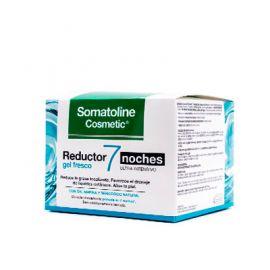 Somatoline Reductor 7 Noches Gel Fresco Ultra Intensivo 400 Ml