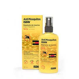 ANTIMOSQUITOS ISDIN SPRAY REPELENTE DE MOSQUITOS 100 ML
