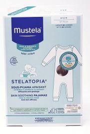 Stelatopia Pijama De Alivio Mustela Talla 6-12 Meses