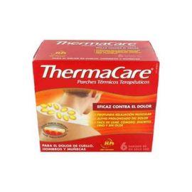 Thermacare Cuello Hombros y Muñecas 6 Parches Térmicos