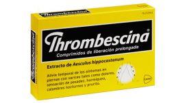 Thrombescina 50 Comprimidos de Liberación Prolongada