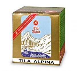 Tila Alpina Milvus 10 Bolsas