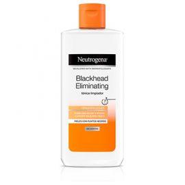 Neutrogena Blackhead Eliminating tónico limpiador  con Ácido Salicílico Purificante 200Ml