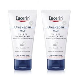 Eucerin Urea- Repair Plus crema de manos 5% 75 ML