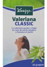 Kneipp Valeriana Classic 60 Grageas