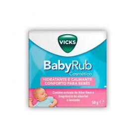 Vicks Babyrub 50gr
