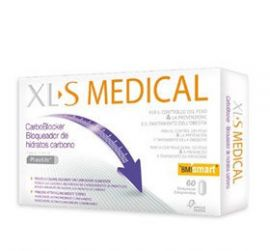 Xls Medical Carboblocker 60 Comprimidos