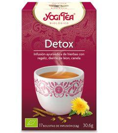 Yogi Tea Detox 17 Bolsitas