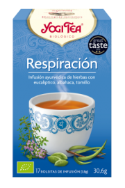 Yogi Tea Respiración 17 Bolsitas