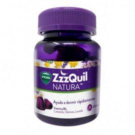 ZZZ Quil Natura 30 gominolas